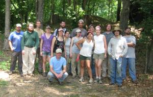 2010 Field School Participants.