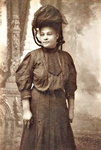 African American Woman in Memphis. Late 19th Century. Photographed by James P. Newton