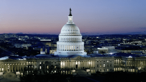 Photograph of the United States Capitol