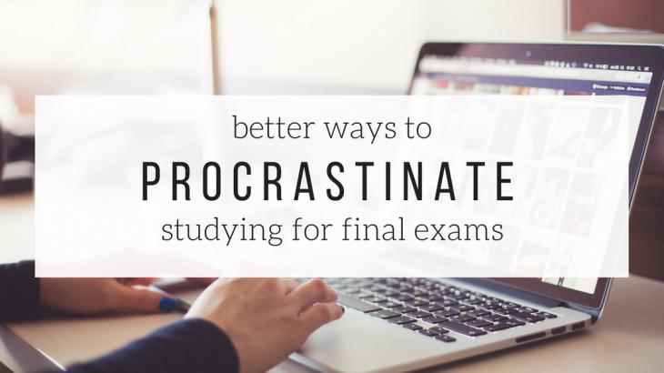better way to procrastinate header