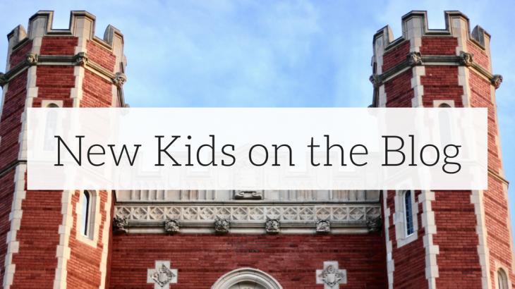 New Kids on the Blog Header