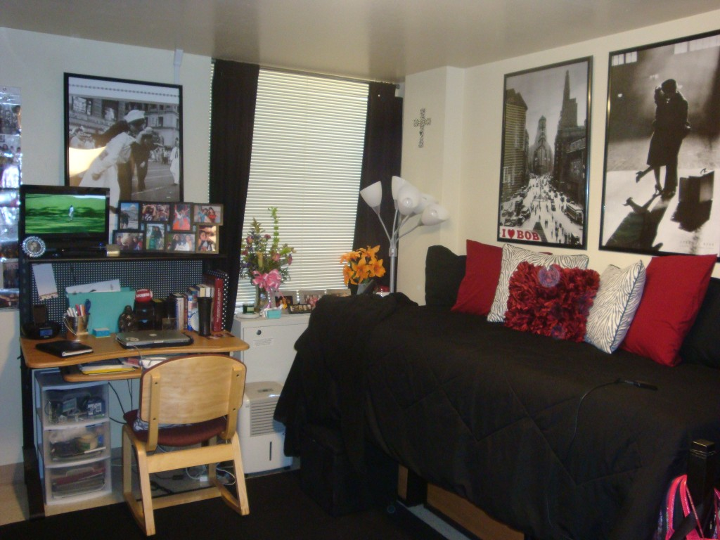 College Room Decor: Dorm Decor! (or At Least How I Did It!) : Boomer Blogs