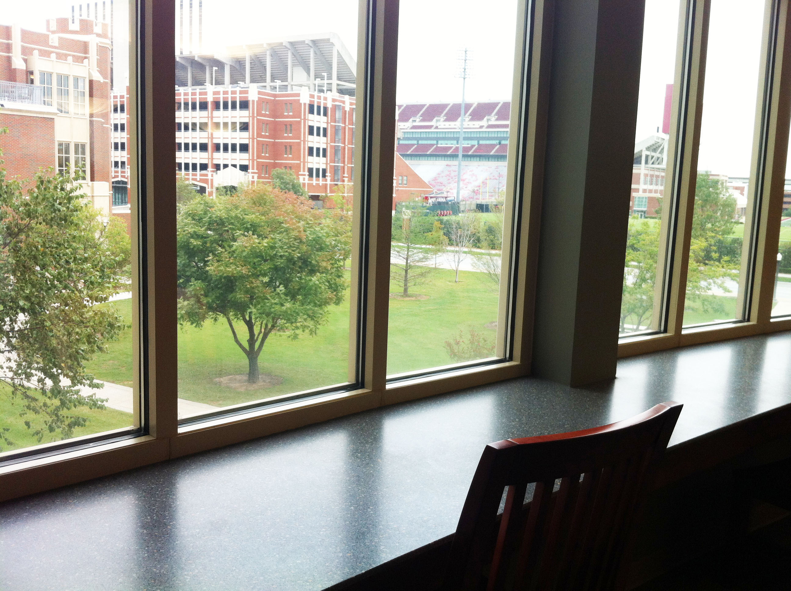 Top 5 Study Spots You Dont See On Campus Tours Boomer Blogs