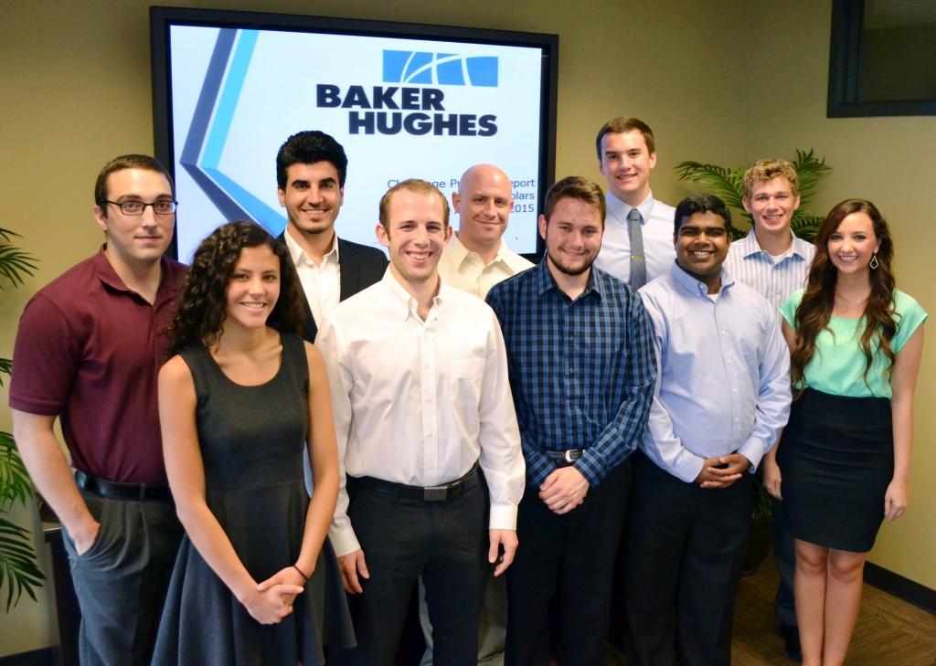 Baker Hughes Scholars