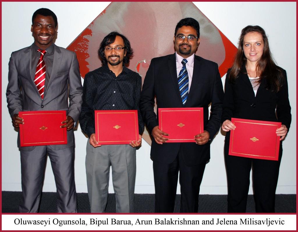 Graduate Student Scholarships