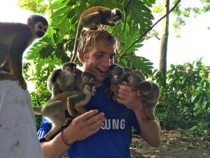 Davis Monkey Island Amazon