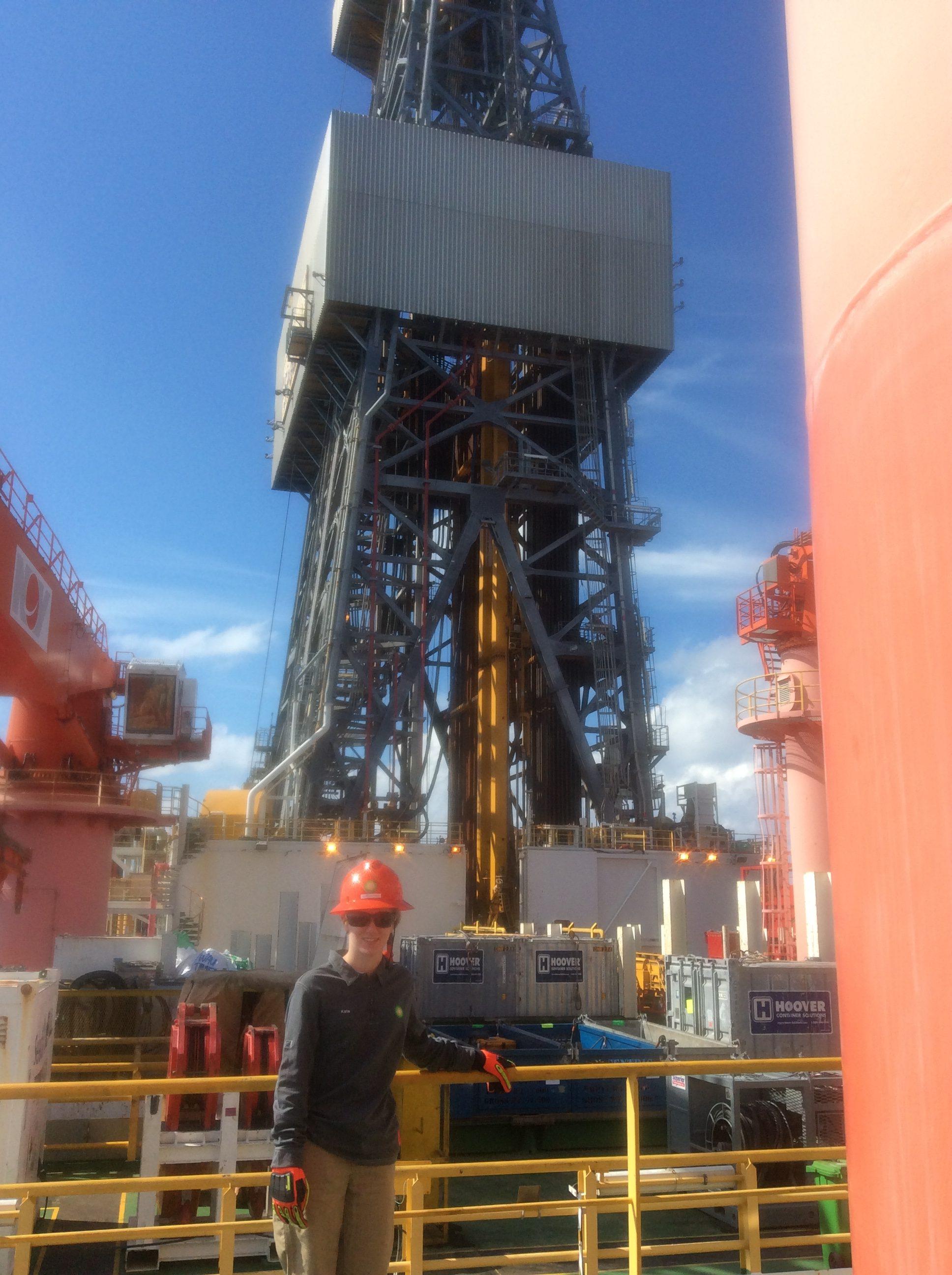 Summer of a Subsea Engineering Intern   Mewbourne School of