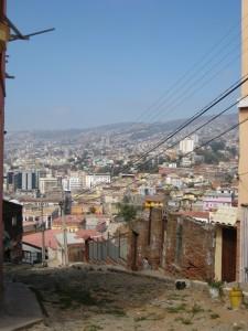 Cerro Artillería, Valparaíso