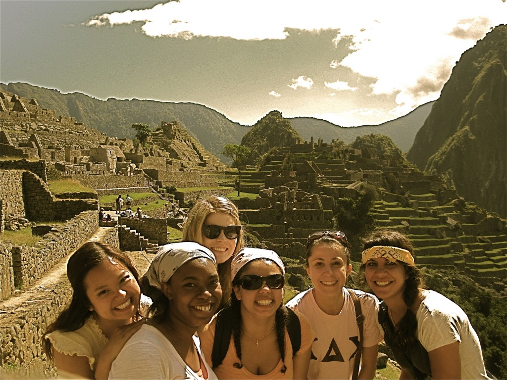 After eating and catching our breath, we walked around Machu Picchu for about 2 hours!