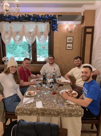 OU Mewbourne Romania Group