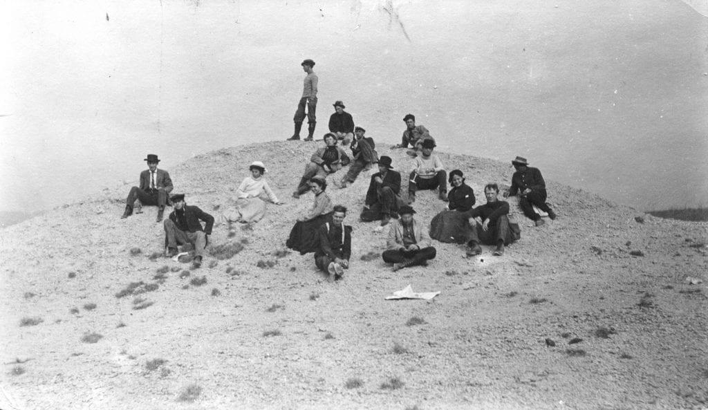 1908 geoscience trip