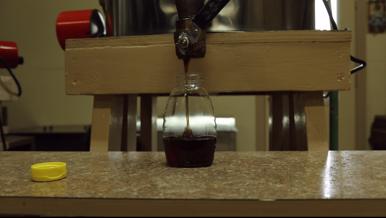 Honey Production in Pennslyania