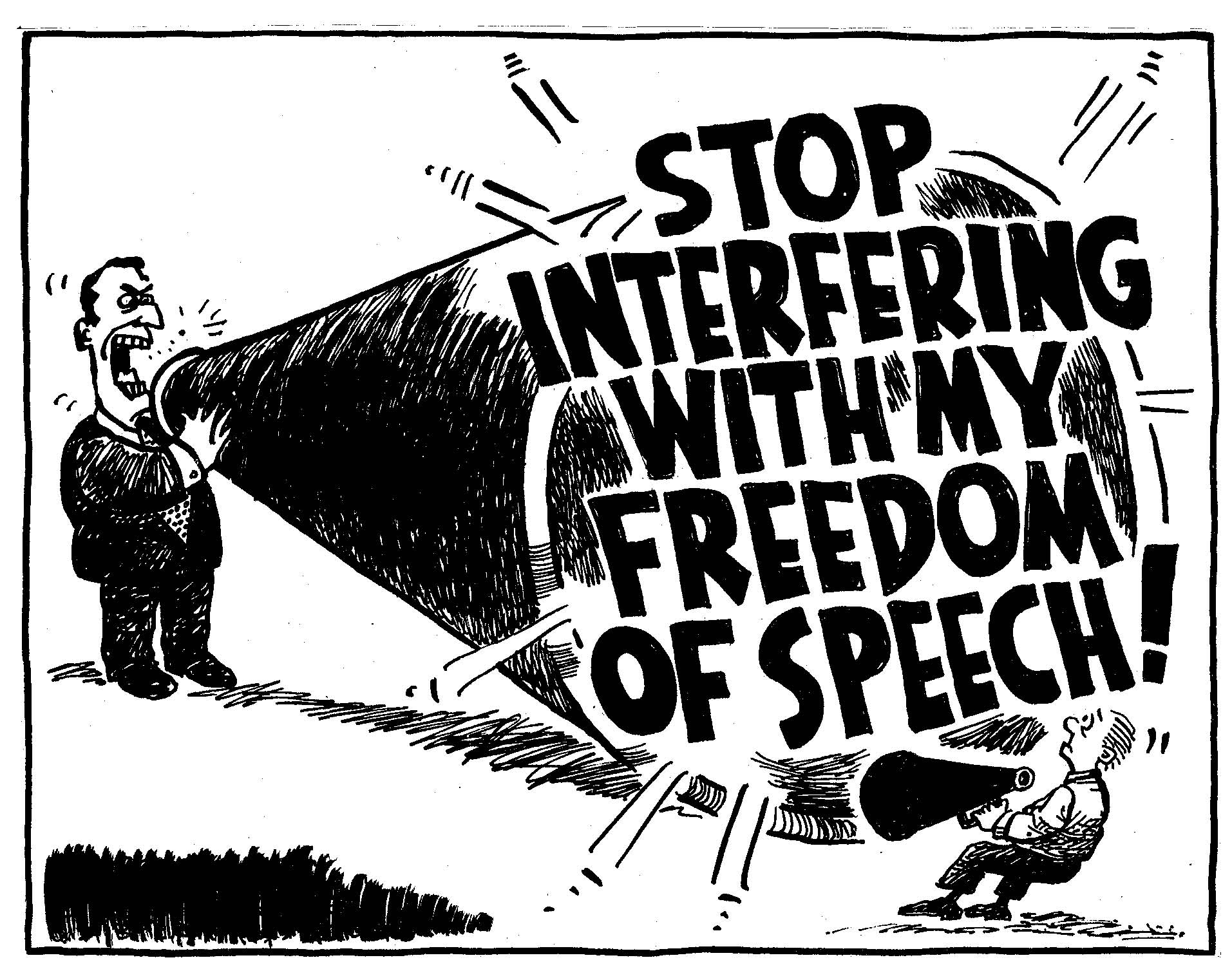 An analysis of the government censorship and the freedom to express ideas on the internet