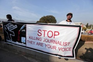 Stop Killing Journalists 2