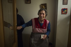 Spain Elderly Eviction