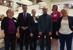 Georgian Delegation Visit