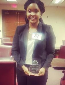 April Labor Law Award