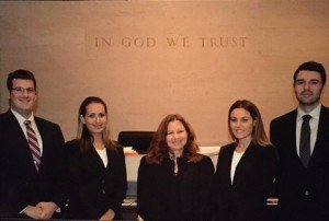 Queen's District Attorney Competition