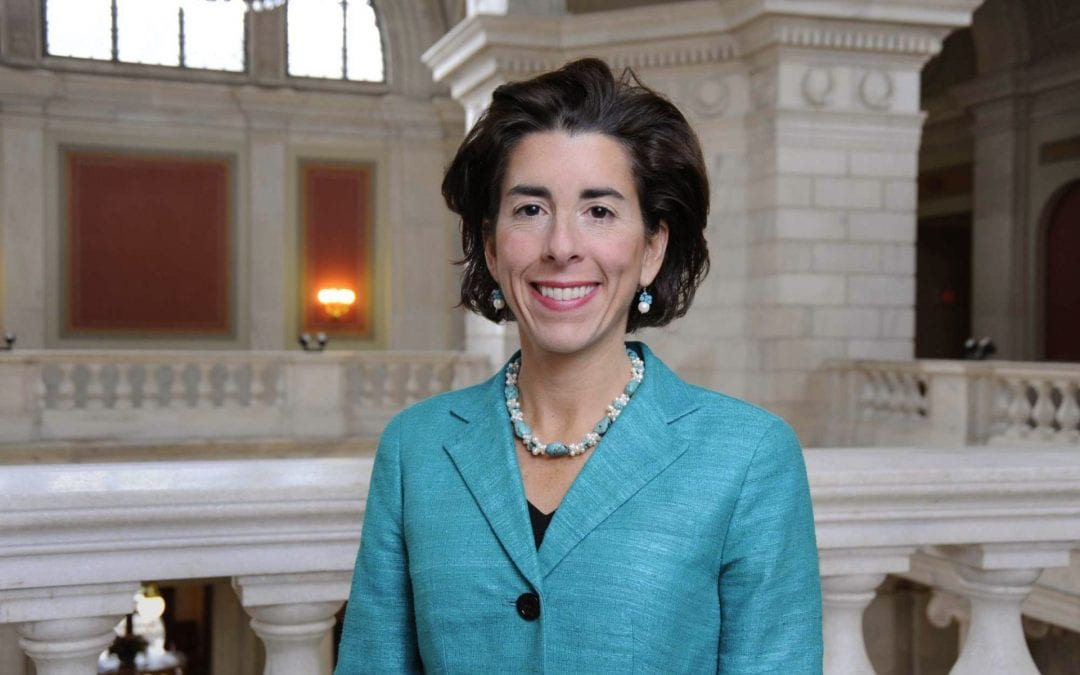 RI Governor Raimondo signs solar legislation