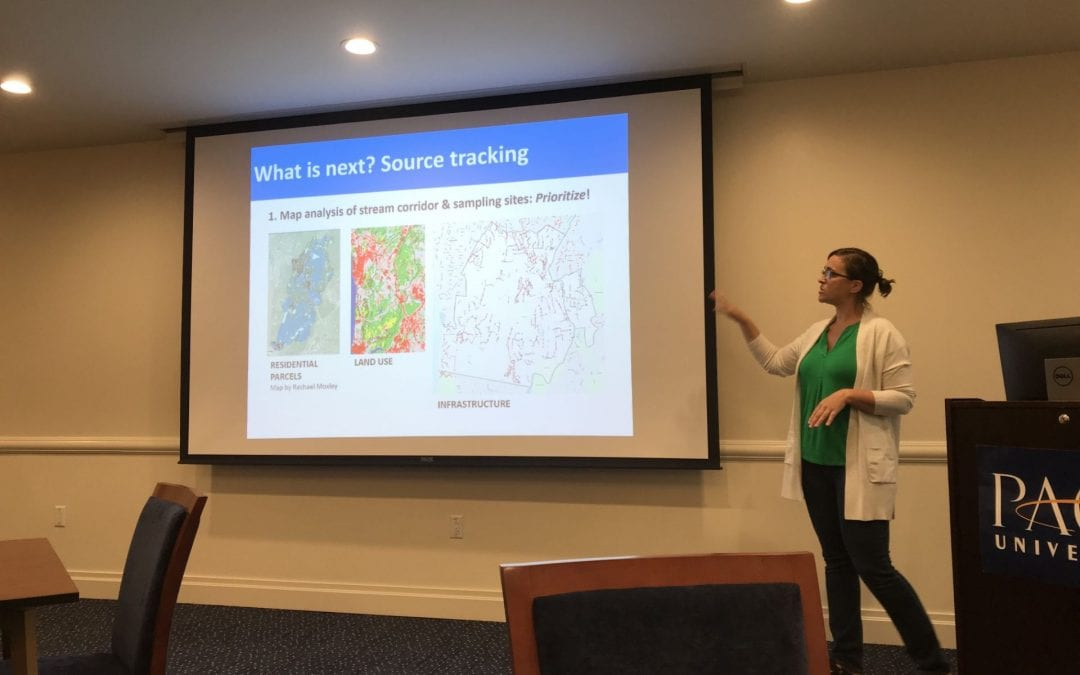 The Pocantico River Watershed Alliance Meeting Focuses on Water Quality Monitoring