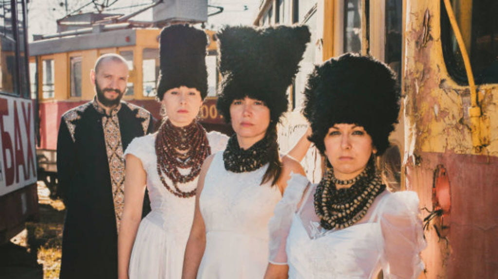 DakhaBrakha LIVE on BBC