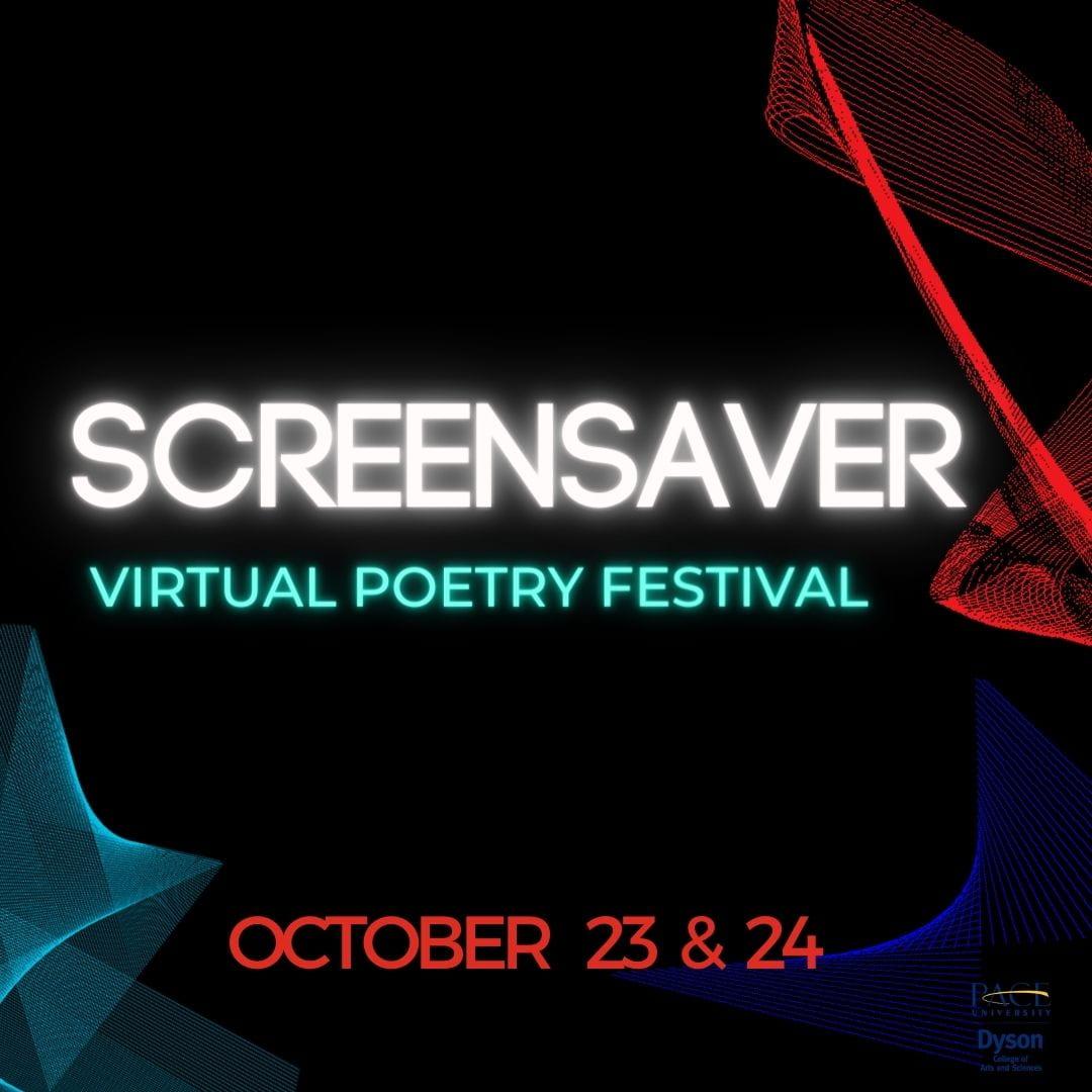 SCREENSAVER: Poetry Festival