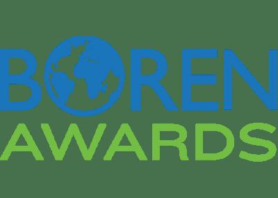 Boren Scholarship