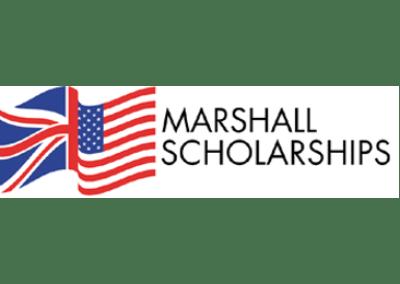 Marshall Scholarship ☆