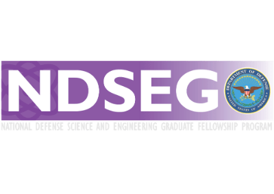 National Defense Science and Engineering Graduate Fellowship