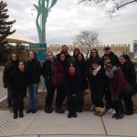 Pace Students Head to the Rockaways to Help Rebuild this Spring Break!