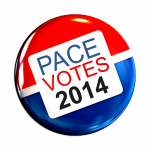 Register to Vote! Pace Votes 2014