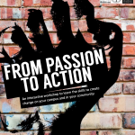"Turn Your ""Passion To Action"": 5 Reasons To Attend the D4D Activist Workshop"