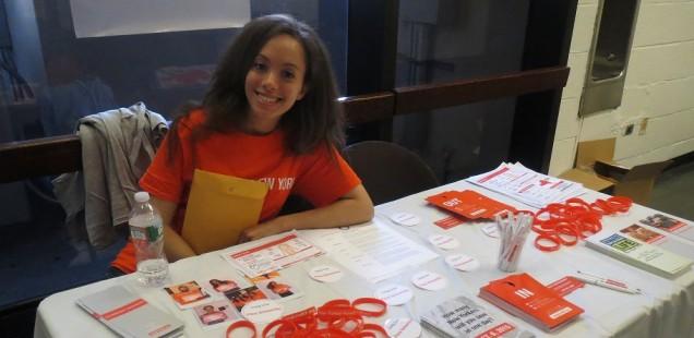 Volunteer Spotlight: Melanie Greene '17