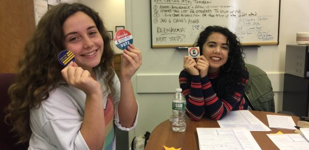 Activist Spotlight: The Vote Everywhere Ambassadors