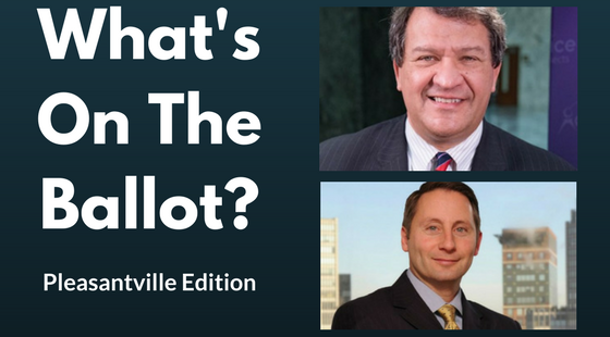 Who and What Is On The Ballot in Pleasantville?