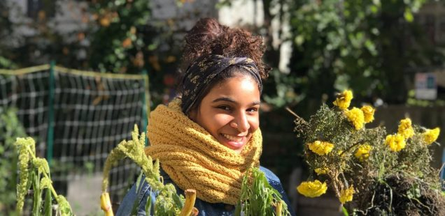 Volunteer Spotlight: Karina Roca '19