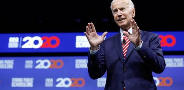 Meet the Candidates: Joe Biden