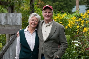 John and Patricia Adams (Photo credit: Anthony Clark-NRDC)