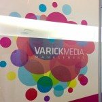 Hana is spending her summer interning at Varick Media Management