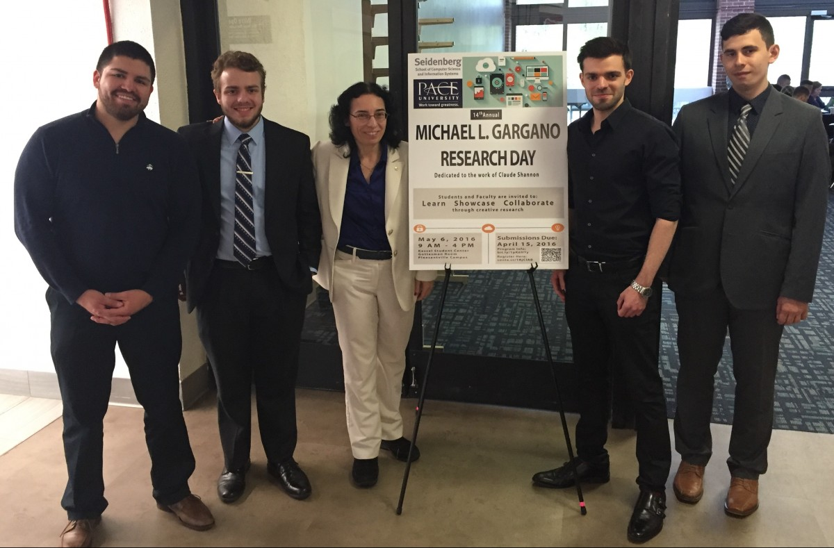Record-setting success at Michael L. Gargano Research Day