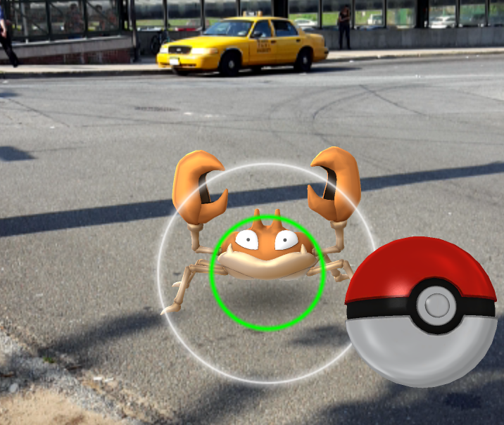 Pokemon Go brings all our dreams to [augmented] reality