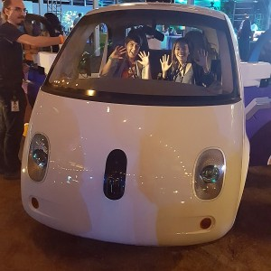 Google selfidriving car