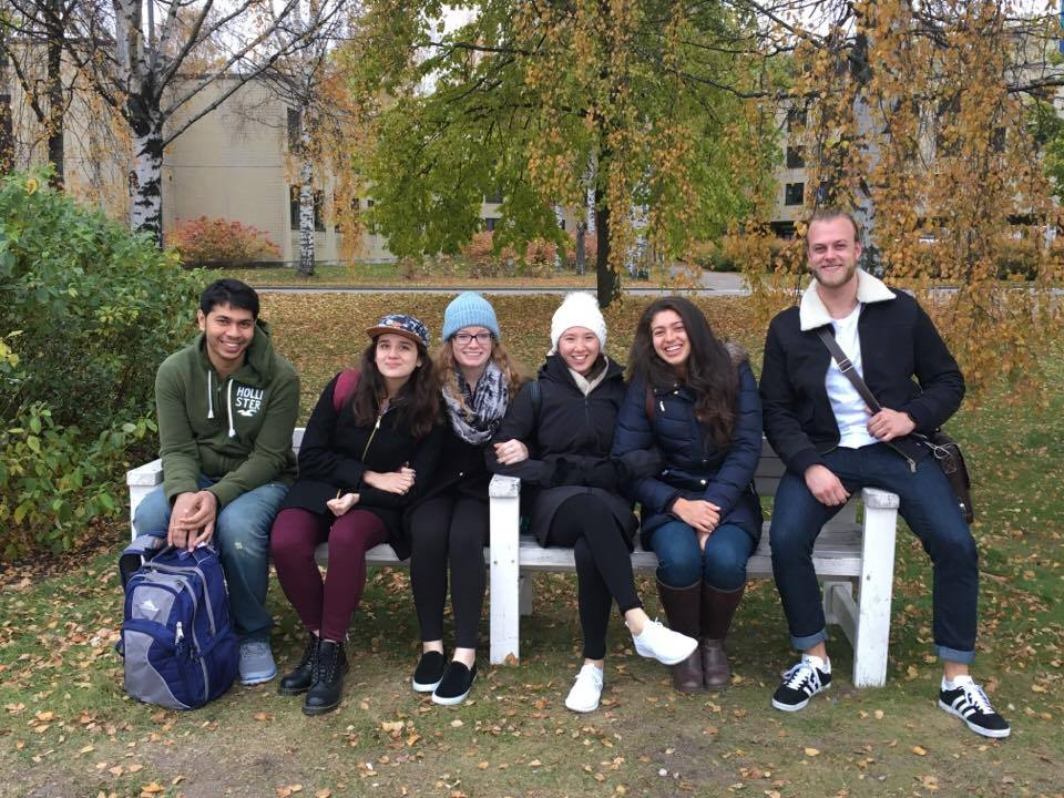 Seidenberg students head to Finland for 6th Product Development Project