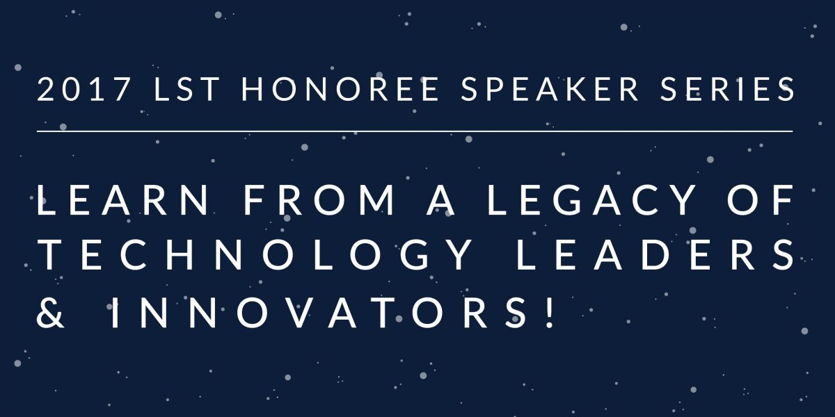 LST Honoree Speaker Series brings award winners to Pace