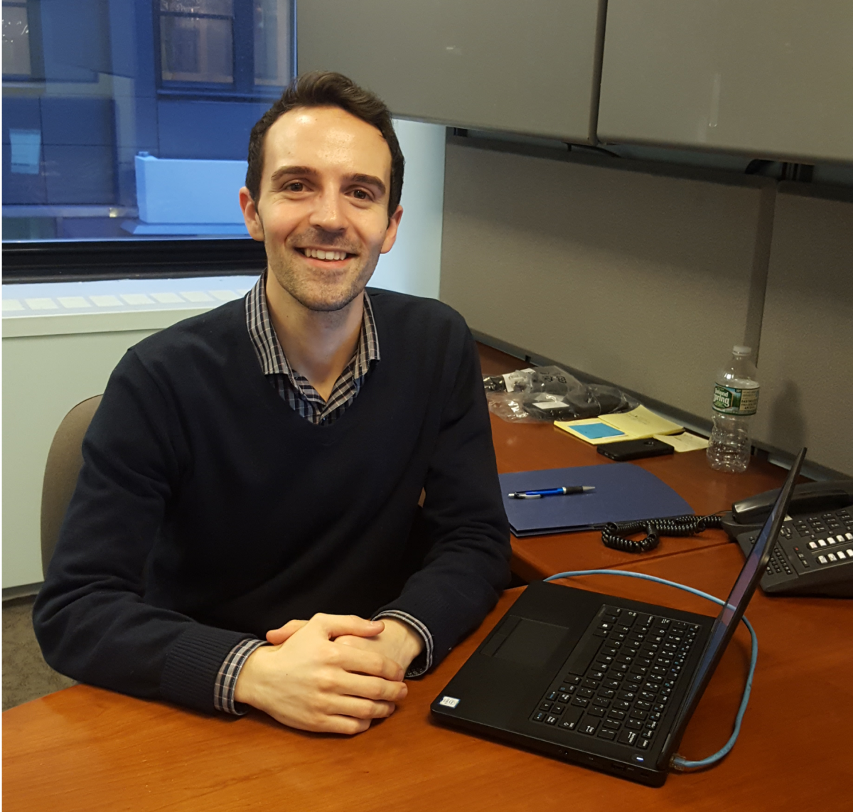 Meet Matt Brown, our new advisor in NYC!