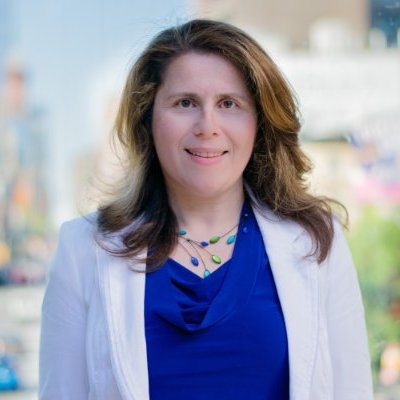 Interview with Helen Altshuler: alumna, Googler, woman in technology, Seidenberg Advisory Board member, overall star