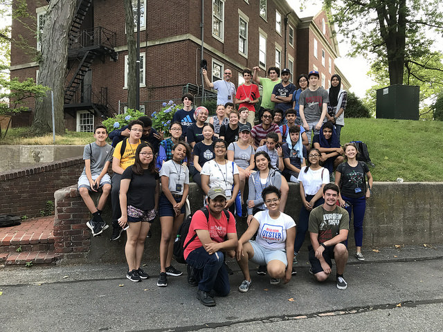 Fifth STEM Camp kicks off at Pace University's Seidenberg School