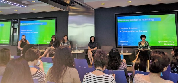 Seidenberg Student Attends ABI.NYC Professional Women's Series Panel