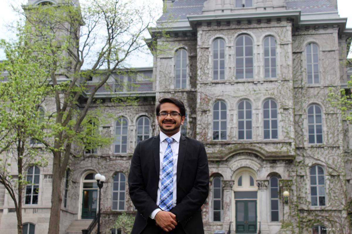 Seidenberg student Shaki Kar earns FAIT 2017 Fellowship
