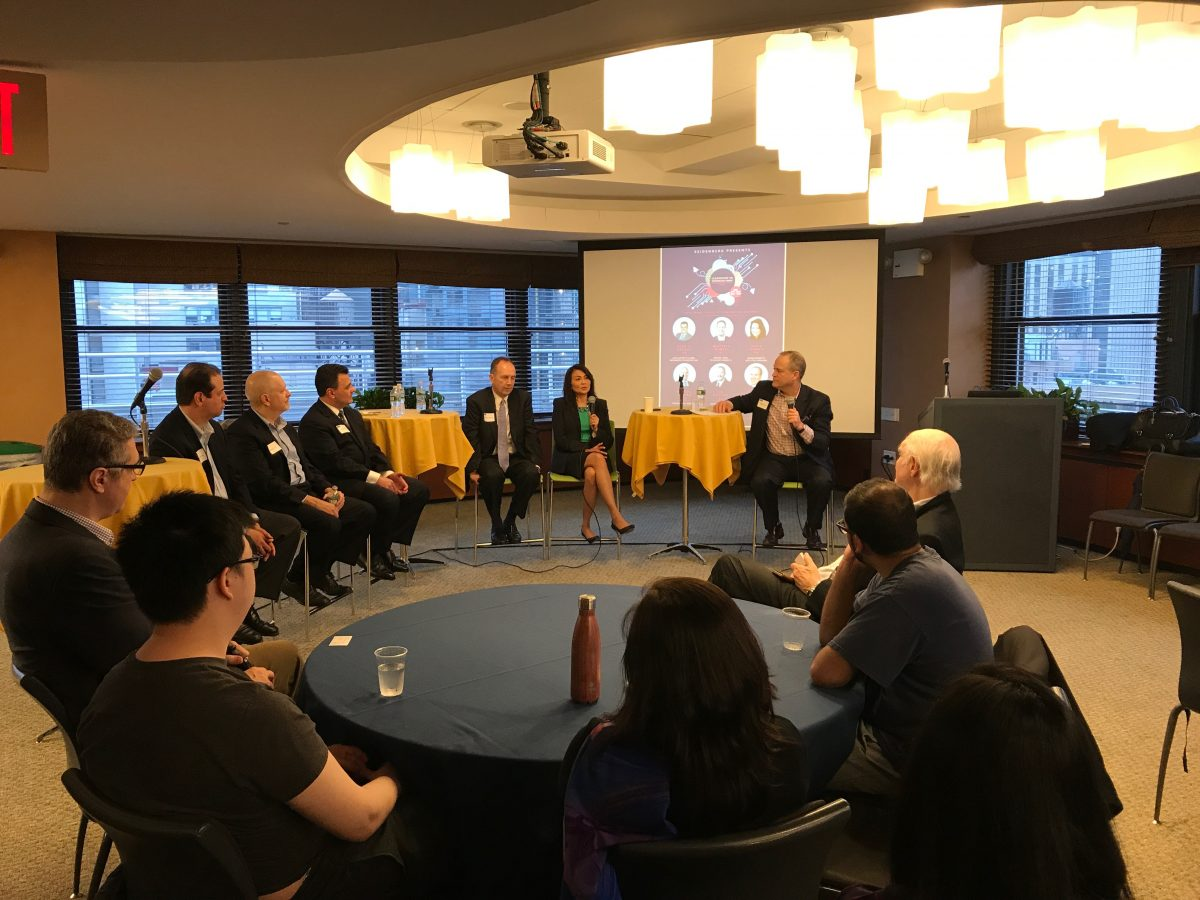Tech Leadership Series – Pioneering Pace Pride at the Seidenberg School